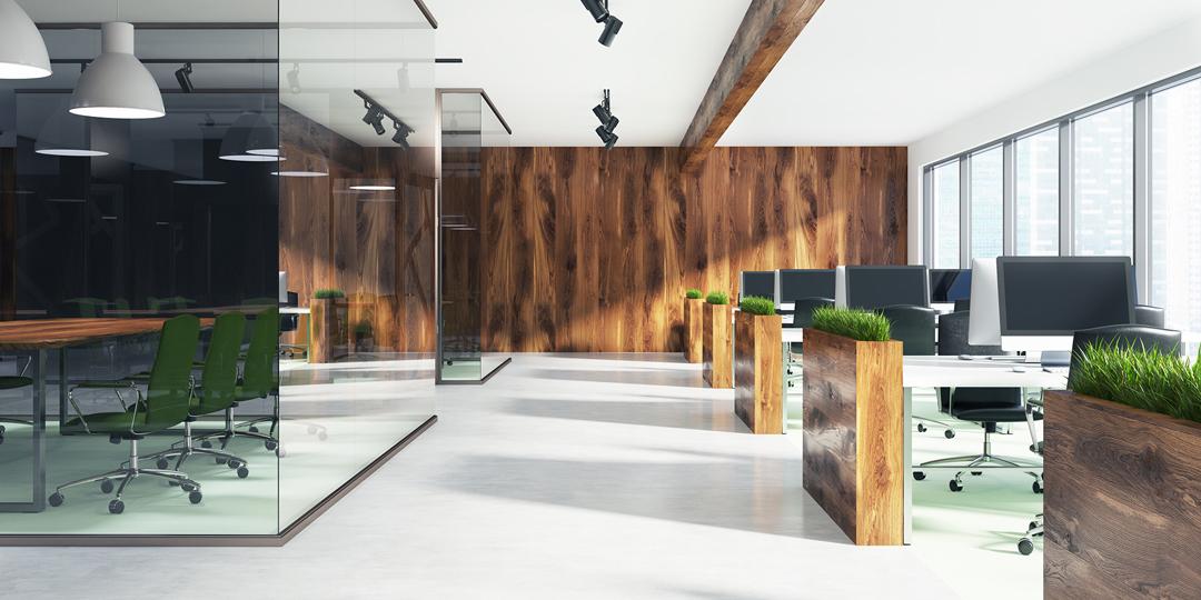 オフィス向け観葉植物レンタルソリューション